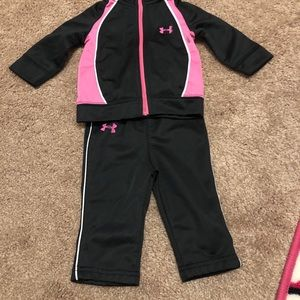 Other - Under armour tracksuit